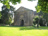 Deutsches Tor - ein Rest der einstigen Festung