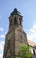 Stiftskirchen-Turm (Quelle: Stadtverwaltung)