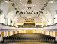 Jugendstil-Festhalle, Großer Saal (Quelle: Stadtverwaltung)