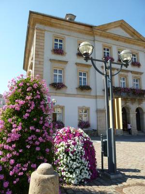 Blumensäulen Marktplatz (3)