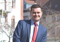 Der neue Stabsstellenleiter �B�rgerbeteiligung und IT-Sicherheit�: Michael Niedermeier