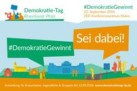 Der Demokratietag findet in diesem Jahr zum elften Mal statt. Die Jugendf�rderung Landau bietet erstmals eine Fahrt zu der Veranstaltung an
