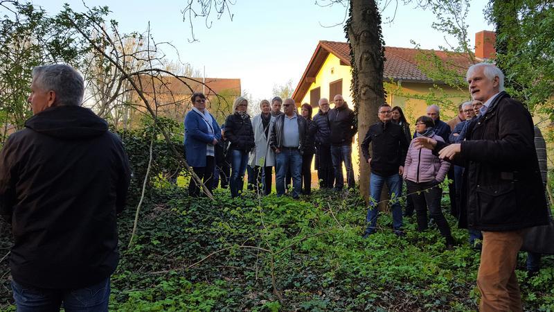 Gemeinsam einen Bürgertreff für Jung und Alt entwickeln: »Kommune der Zukunft«-Planungsworkshop im Stadtdorf Godramstein