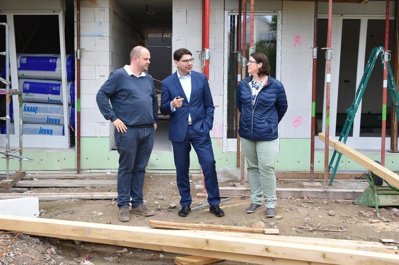 100 Prozent Sozial Geförderter Wohnraum In Mörlheim Bösherz