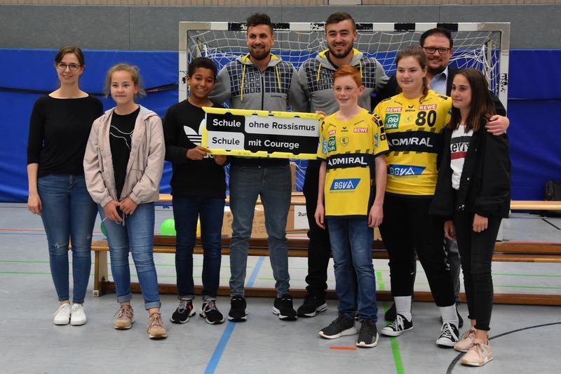 """Gemeinsam für Toleranz, Respekt und Mitmenschlichkeit: Landauer IGS als """"Schule ohne Rassismus - Schule mit Courage"""" anerkannt"""