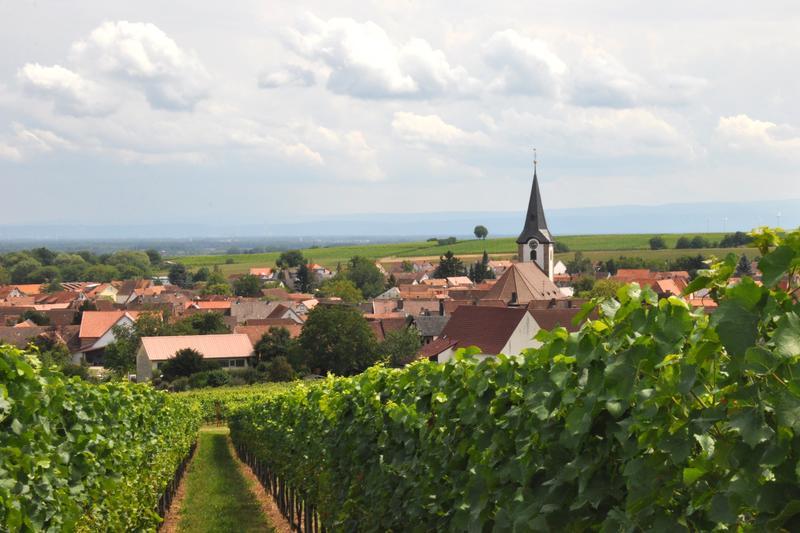 Landauer Stadtdorf Mörzheim
