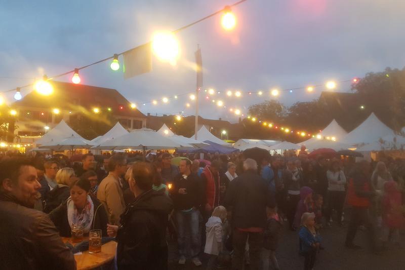 Godramstein feiert: Von Freitag, 9. August, bis Montag, 12. August, findet auf dem Dorfplatz die Weinkerwe 2019 statt.