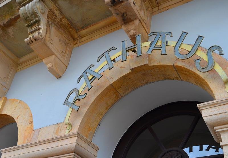 Während der Renovierung: Die Grünflächenabteilung und die Abteilung Landespflege und Umweltplanung des Umweltamts ziehen vorübergehend ins Landauer Rathaus.