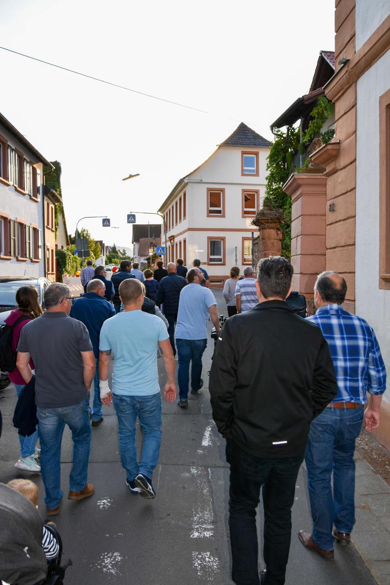 Die Stadt Landau lässt individuelle Gestaltungssatzungen für jedes Stadtdorf erstellen. Im Vorfeld lädt sie interessierte Bürgerinnen und Bürger zu Spaziergängen durch die einzelnen Ortsteile ein.