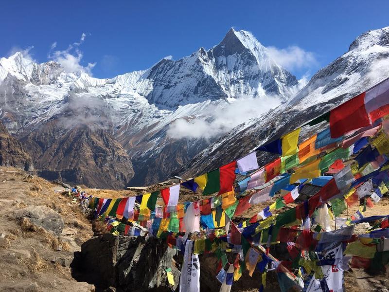 """Die Fotoausstellung """"Geheimnisvoller Himalaya - Eindrücke aus dem Dolpo"""