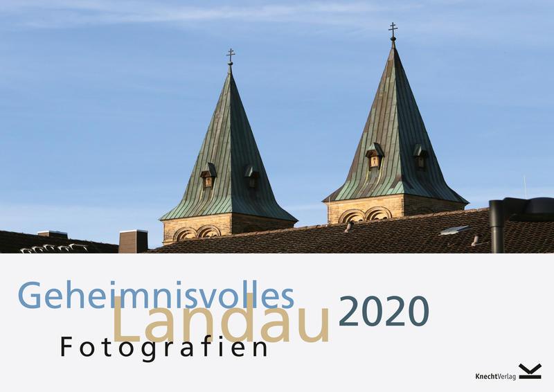 """Erstmals bringt der Knecht-Verlag 2020 einen Stadtkalender mit einem """"Best of"""" des aktuellen Bildbands heraus."""