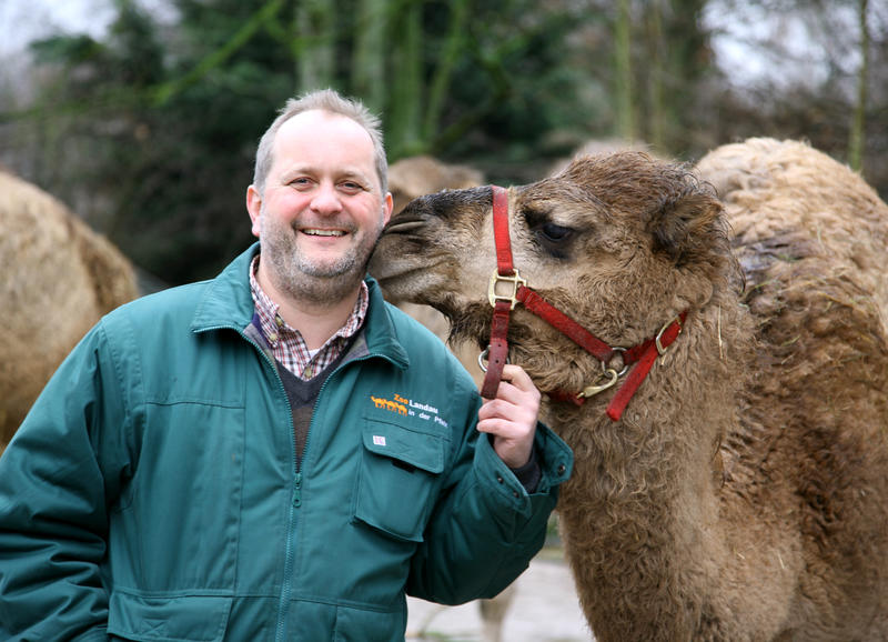 Stellvertretender Vorsitzender des Tierschutzbeirats, Landaus Zoodirektor Dr. Jens-Ove Heckel