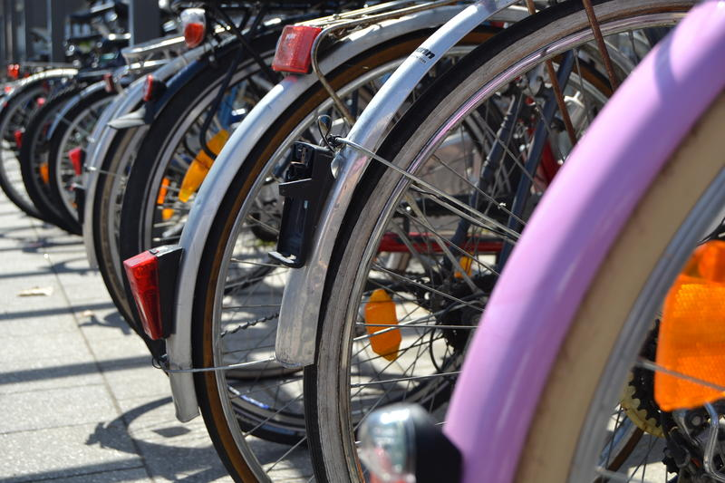 30 Fundfahrräder warten beim Landauer Bauhof auf neue Besitzerinnen und Besitzer: Von Montag, 13. Januar, bis Freitag, 24. Januar, können diese online auf dem Fundportal der Stadt ersteigert werden.