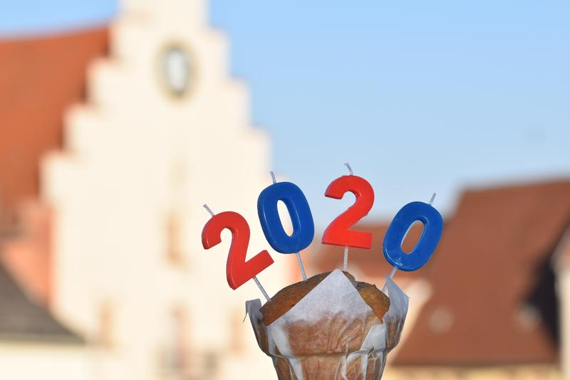 Am besten bleibt der Sekt gleich kalt: 2020 jähren sich zahlreiche Meilensteine der Stadtgeschichte in Landau in der Pfalz.