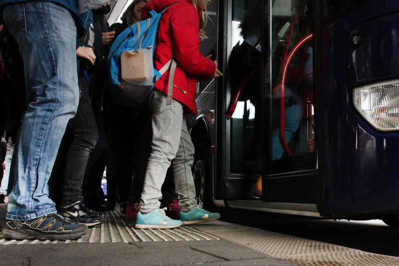 Ein kostenloser Busshuttle, der im 20-Minuten-Takt auf dem Altstadtring verkehrt, ist das Herz des Maßnahmenpakets zur Landauer Innenstadtmobilität.