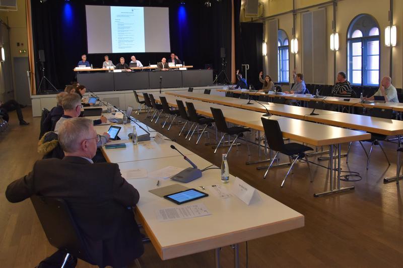 In seiner jüngsten Sitzung verabschiedete der Landauer Hauptausschuss mehrere wichtige Themen der Stadtentwicklung.