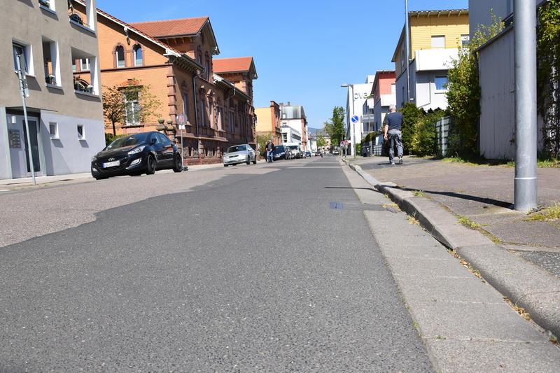 Die Schlachthofstraße in Landau wird ab Ende April saniert und modernisiert.