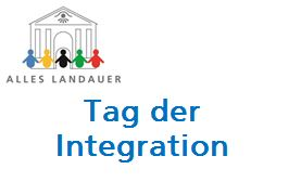 Banner - tag der Integration
