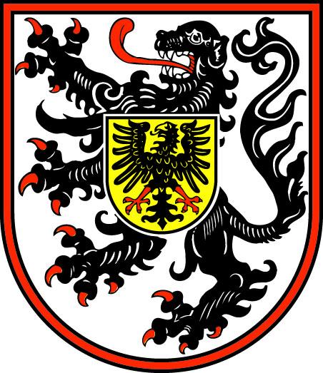 Bild vergrößern: Wappen der Stadt Landau in der Pfalz